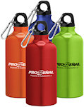 17oz Little Shorty Sports Bottles